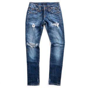 VIGOSS Women's The Thompson Straight Slim Jeans 26